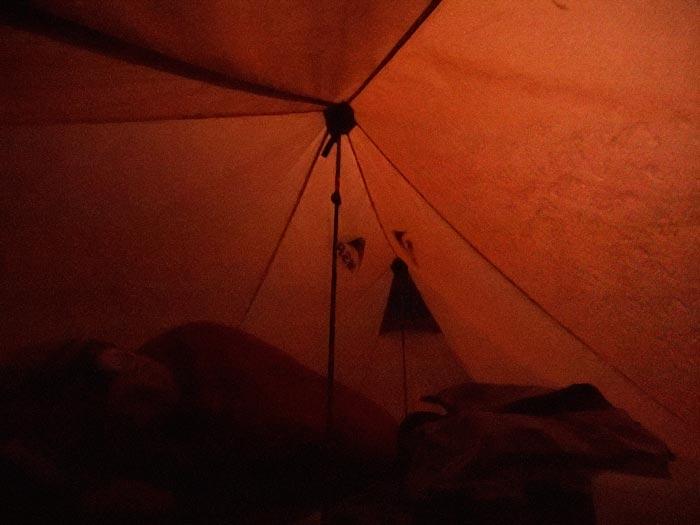 lightning, tent, photo