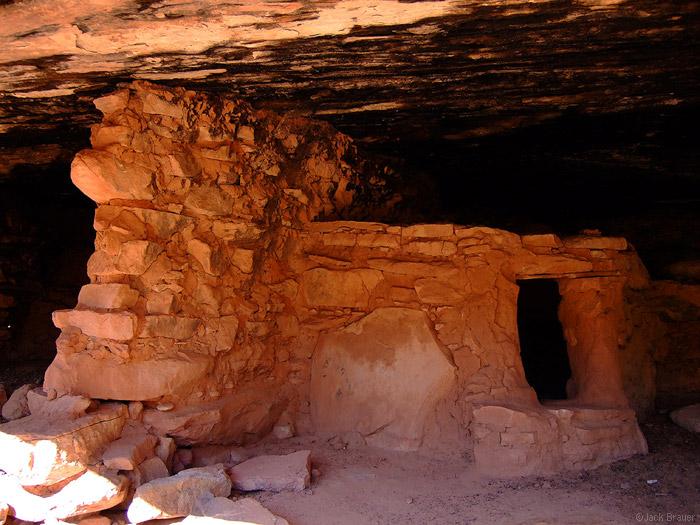 Anasazi ruin, photo