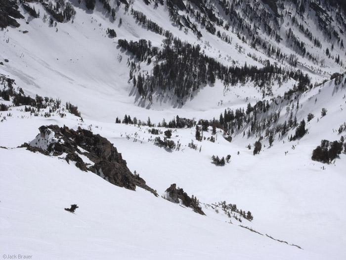 Static Peak, Tetons, Wyoming, snowboarding, photo