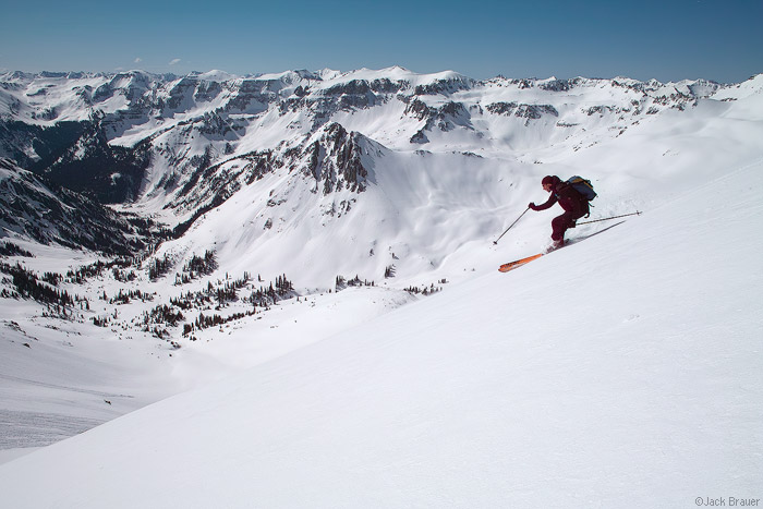 Kismet, Sneffels Range, Colorado, photo