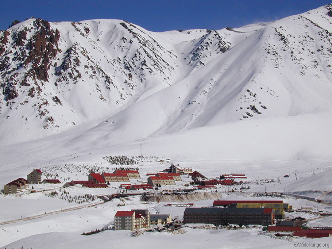 Argentina Ski Resorts