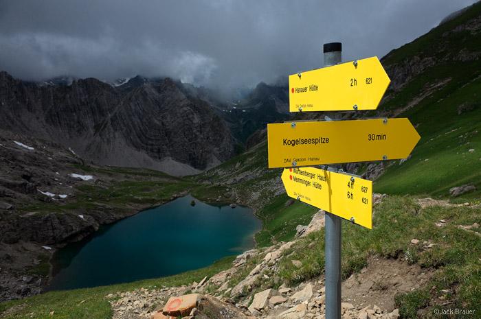 Lechtal Alps, Austria, photo