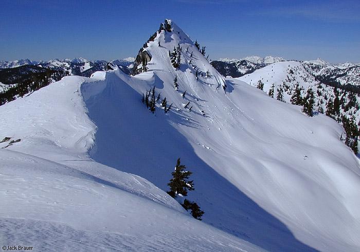 Lichtenberg Mtn, Washington, Cascades, photo