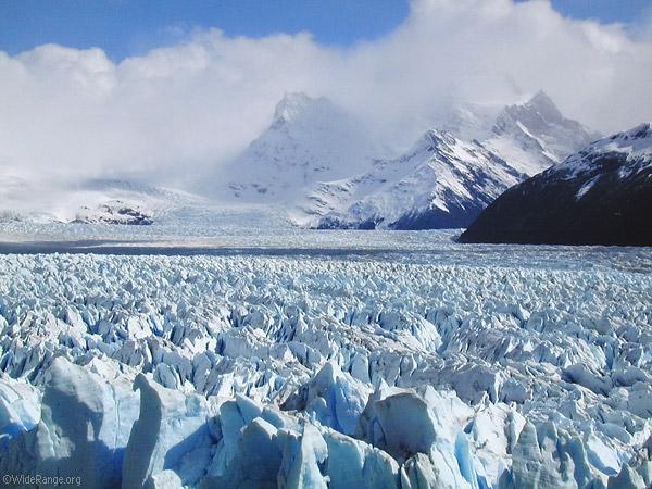 Glaciar Perito Moreno, Argentina, Patagonia, photo