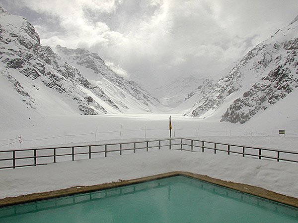 Laguna del Inca, photo