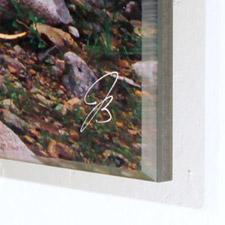acrylic mounted print corner style - U.S.