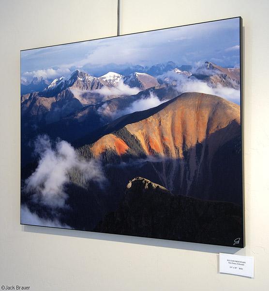 Sultan Mountain, print, photo