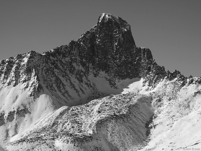 Wetterhorn Peak, photo
