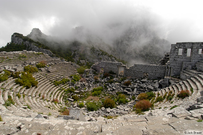 Termessos : Turkey : Mountain Photography by Jack Brauer
