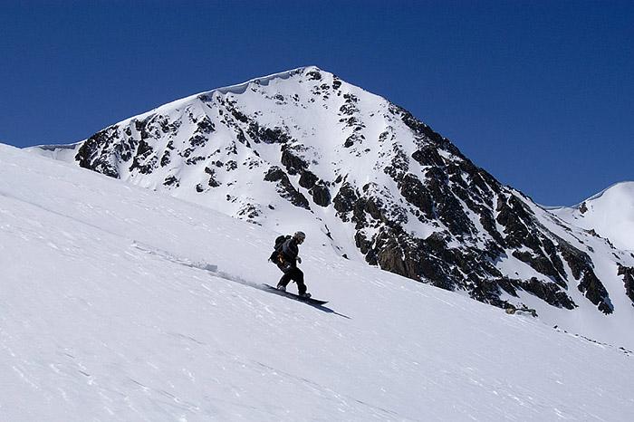 Grizzly Peak, photo