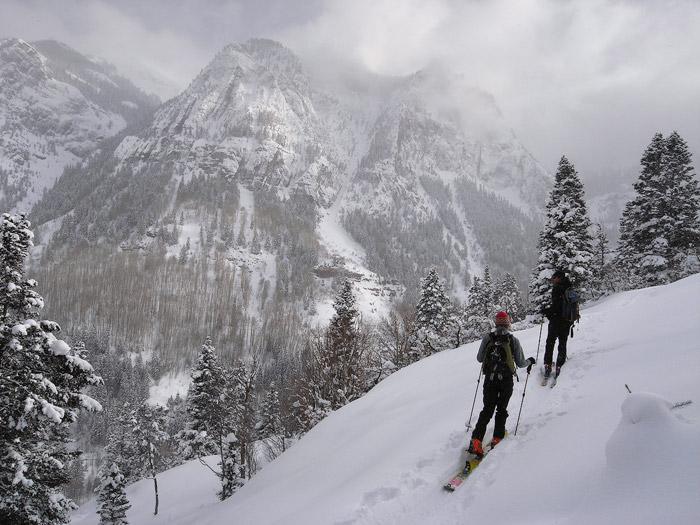powder, skiing, photo