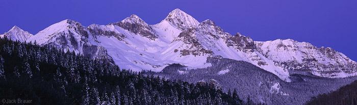 Wilson Peak Colorado