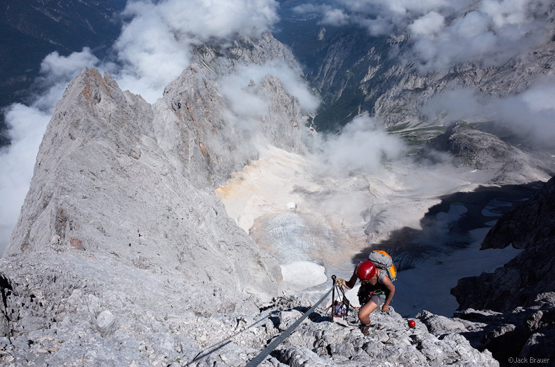 Klettersteig Germany : Germany u2013 mountain photographer : a journal by jack brauer