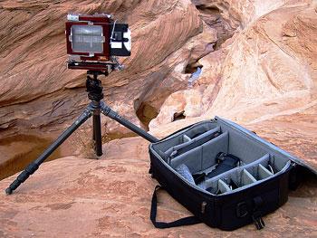 Tachihara large format 4x5 camera