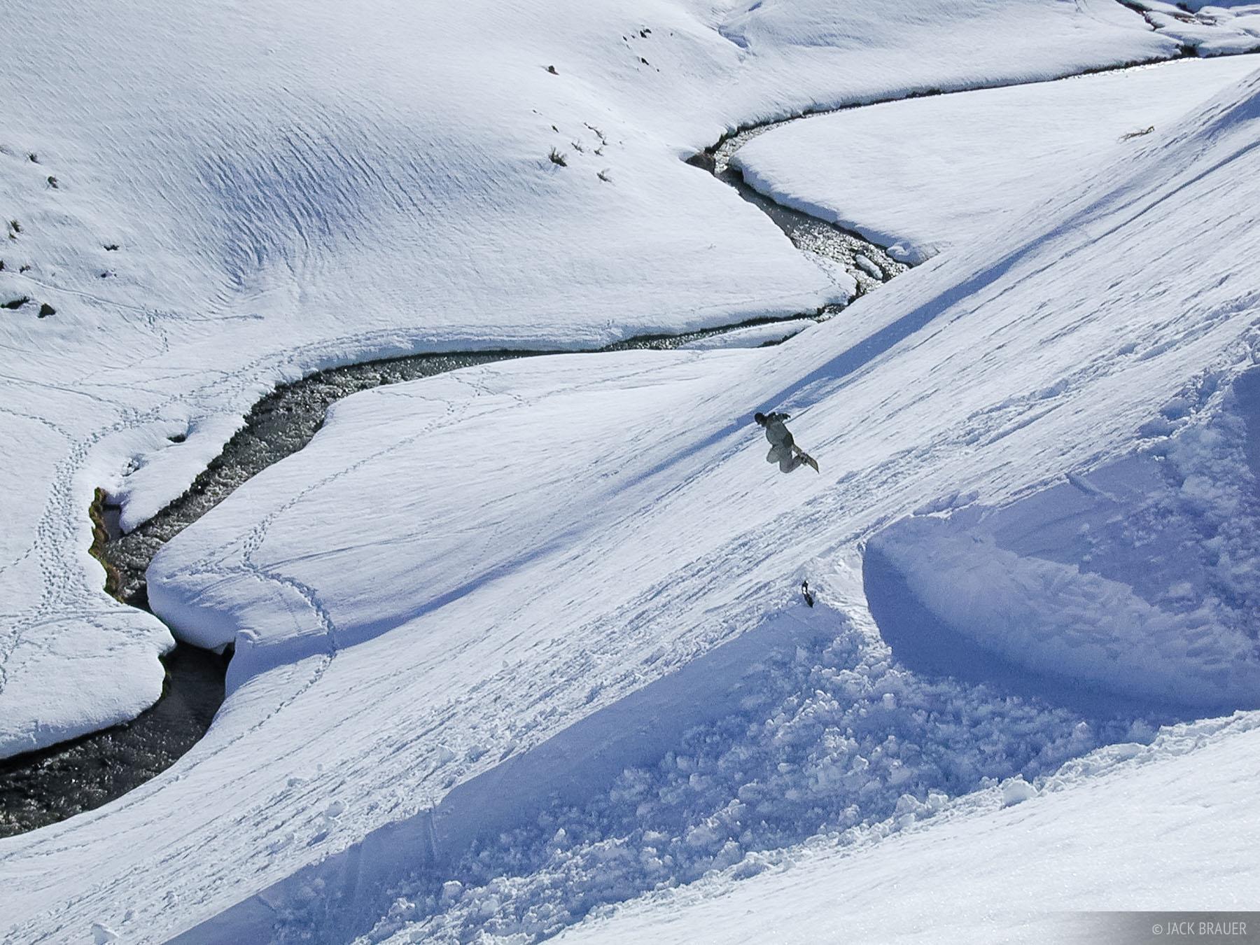 method, Argentina, snowboarding, Las Leñas, photo