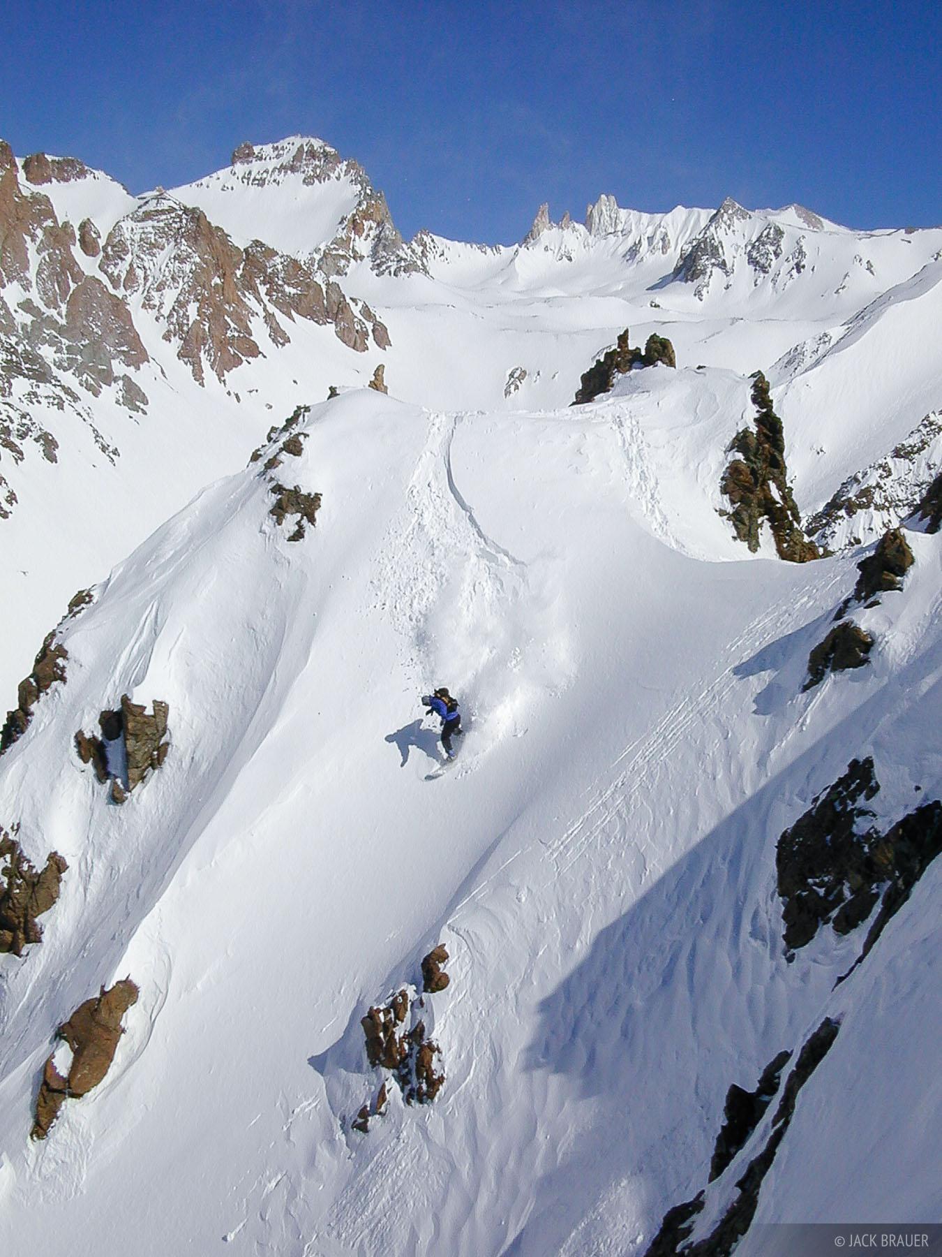 Chivito, Argentina, snowboarding, Las Leñas, photo