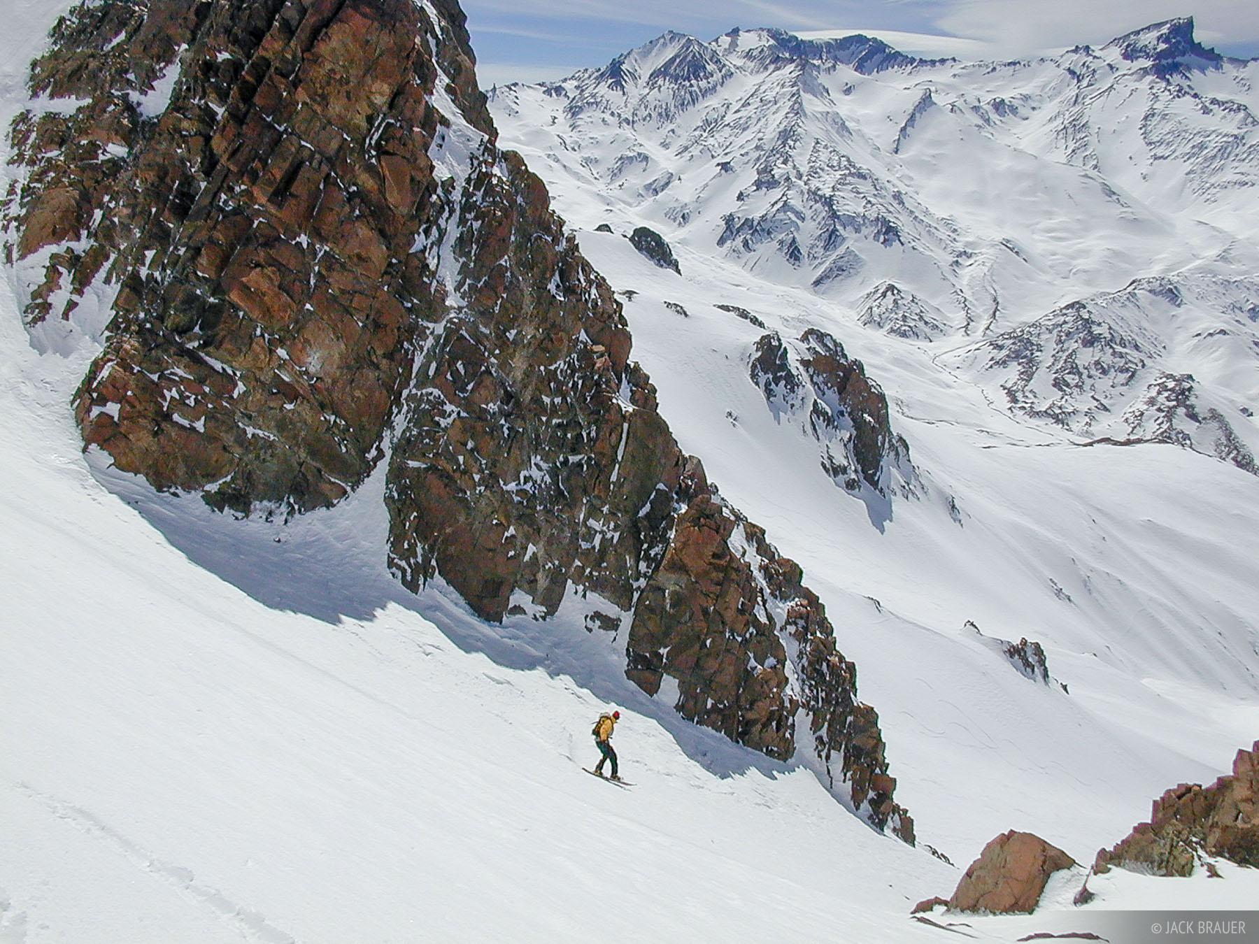 Argentina, snowboarding, Las Leñas, photo