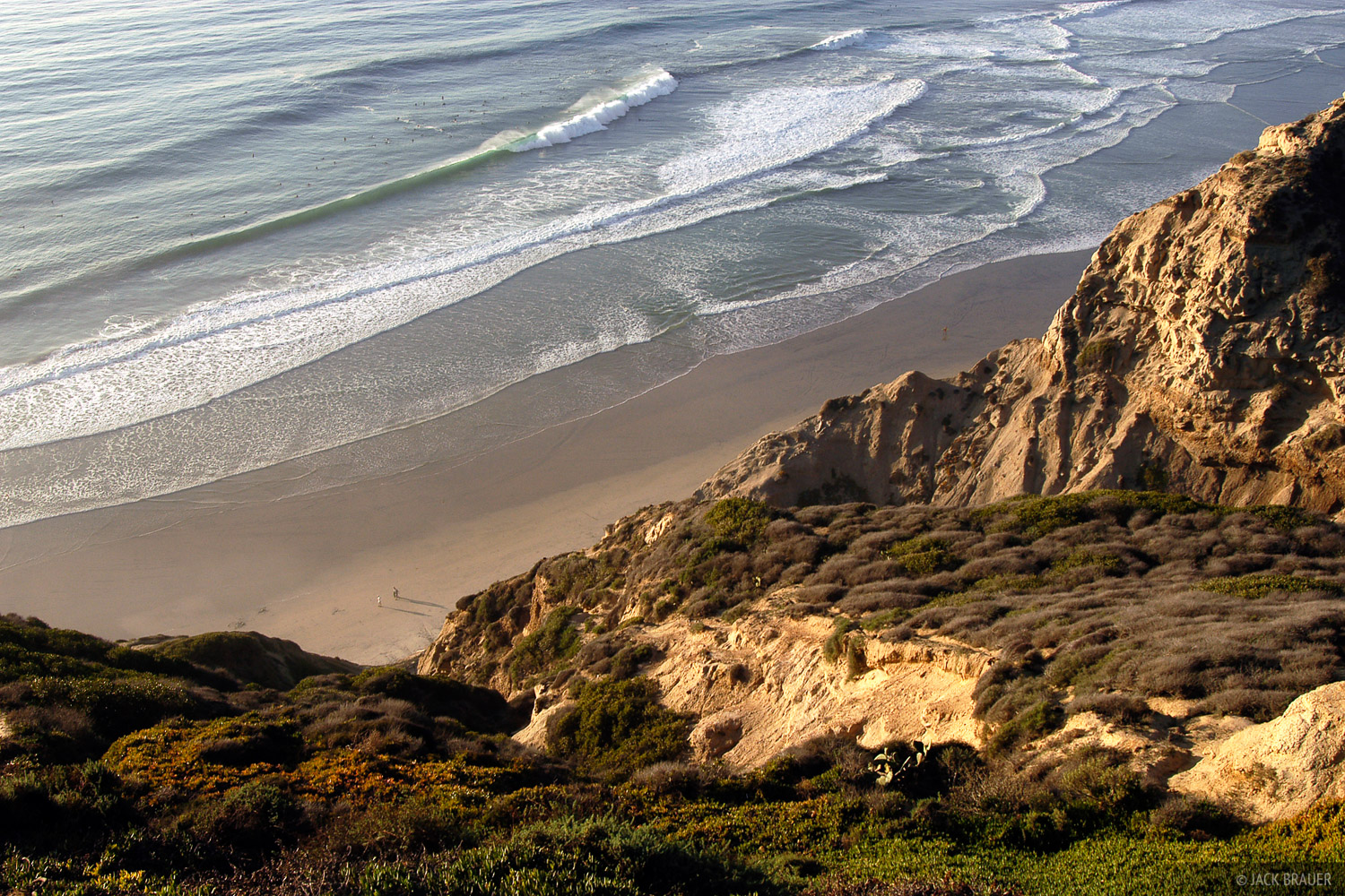 Blacks Beach, La Jolla, San Diego, California, photo