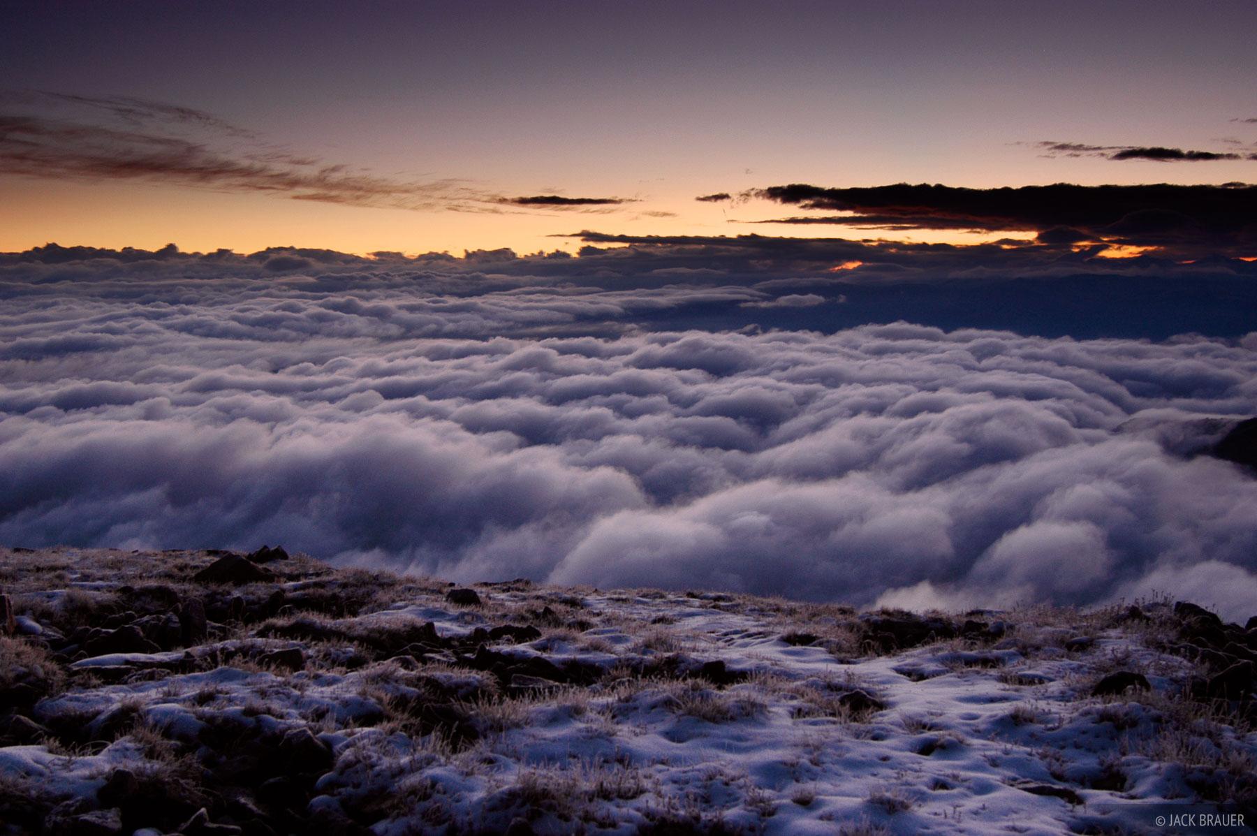 Notch Mountain, Holy Cross Wilderness, Sawatch Range, Colorado, photo