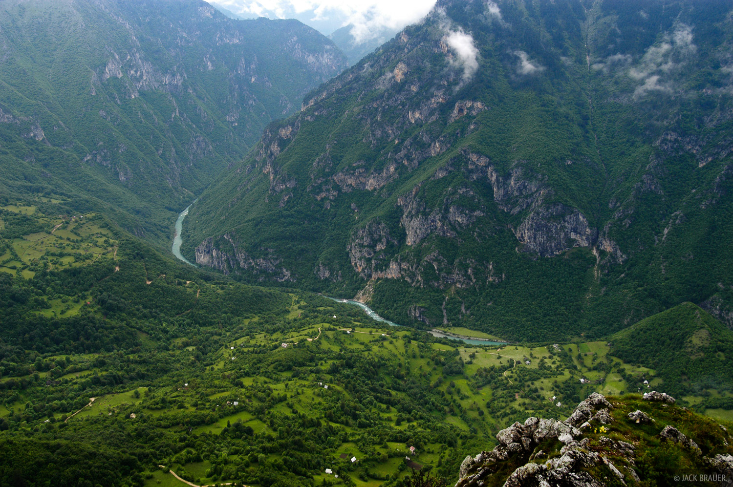 Churevac, Tepca, Tara Canyon, Montenegro, photo