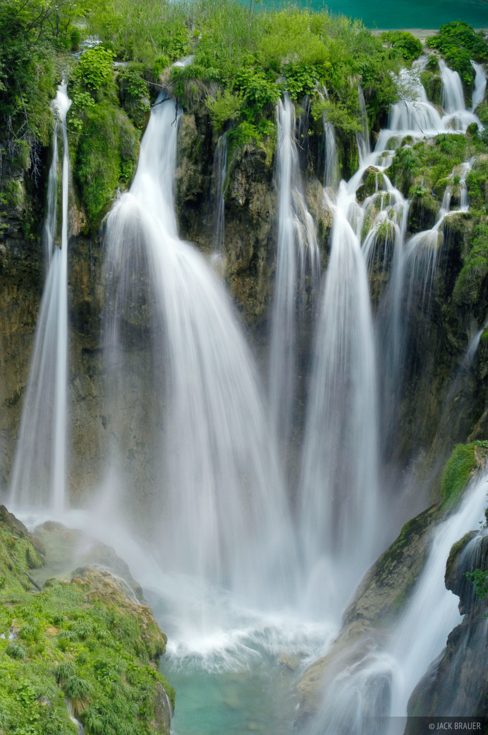 waterfalls, Plitvicka Jezera, Croatia, photo