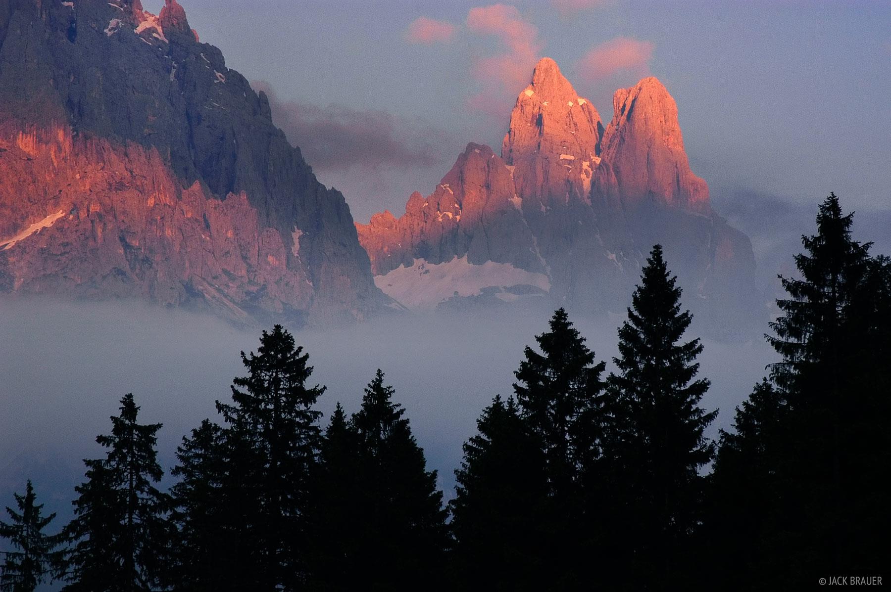 Cima della Madonna, San Martino di Castrozza, Dolomites, Italy, photo