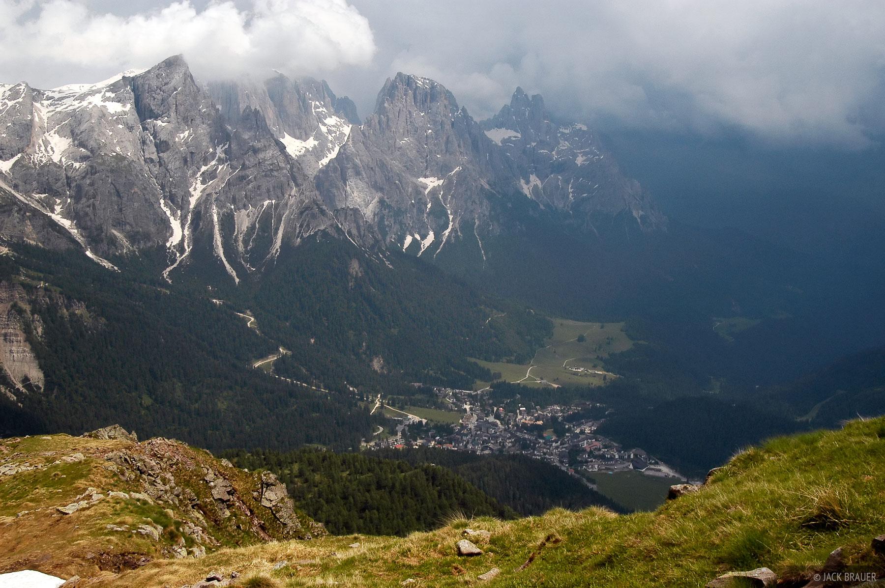 Cavallazza, San Martino di Castrozza, Dolomites, Italy, photo
