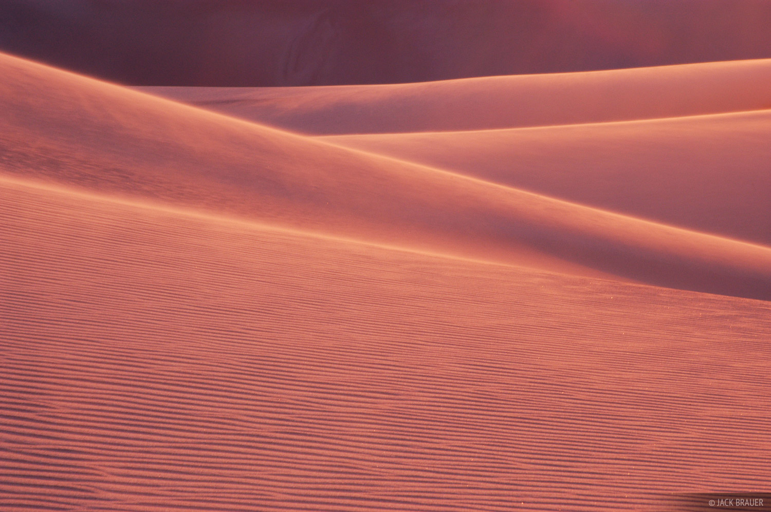 Great Sand Dunes, abstract, Colorado, photo