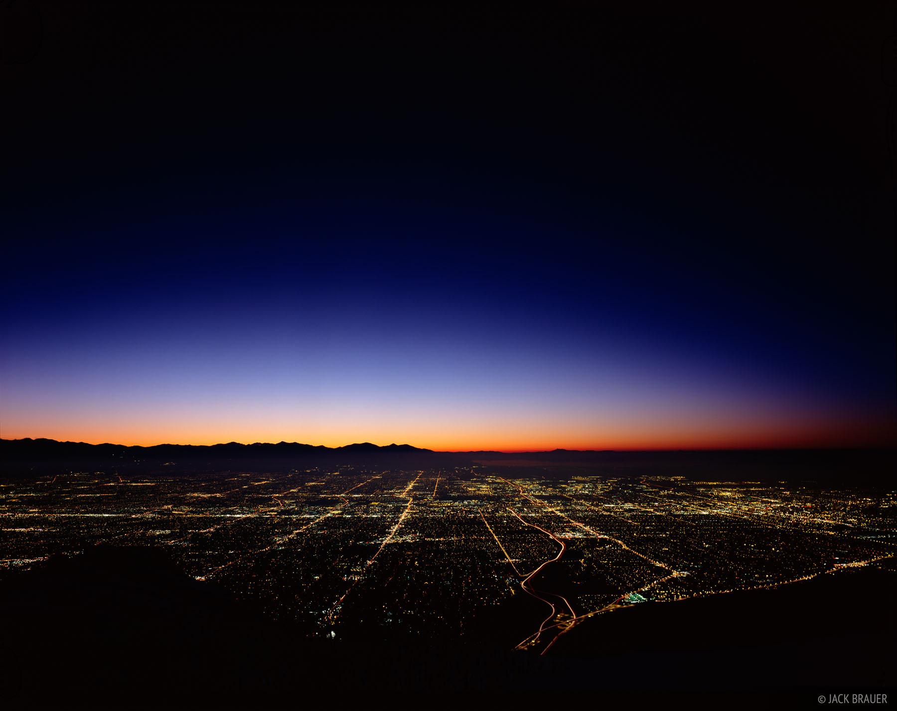 Salt Lake City, lights, Utah, photo