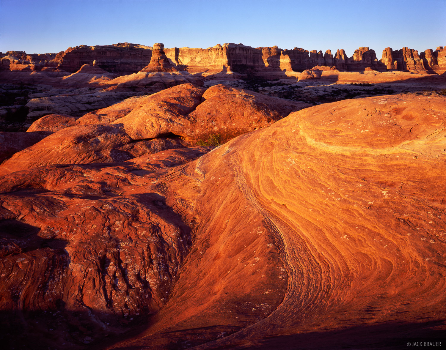 Big Spring Canyon, Needles District, Canyonlands National Park, Utah, photo