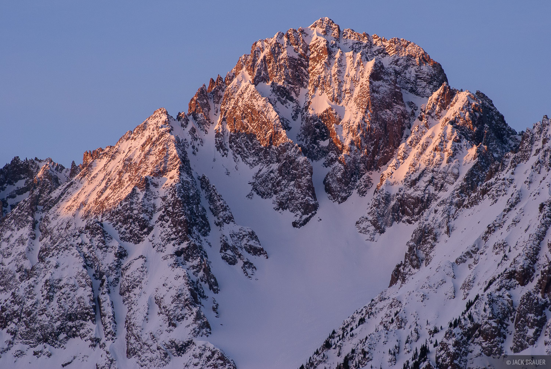 Colorado,Mt. Sneffels,San Juan Mountains,Sneffels Range, photo