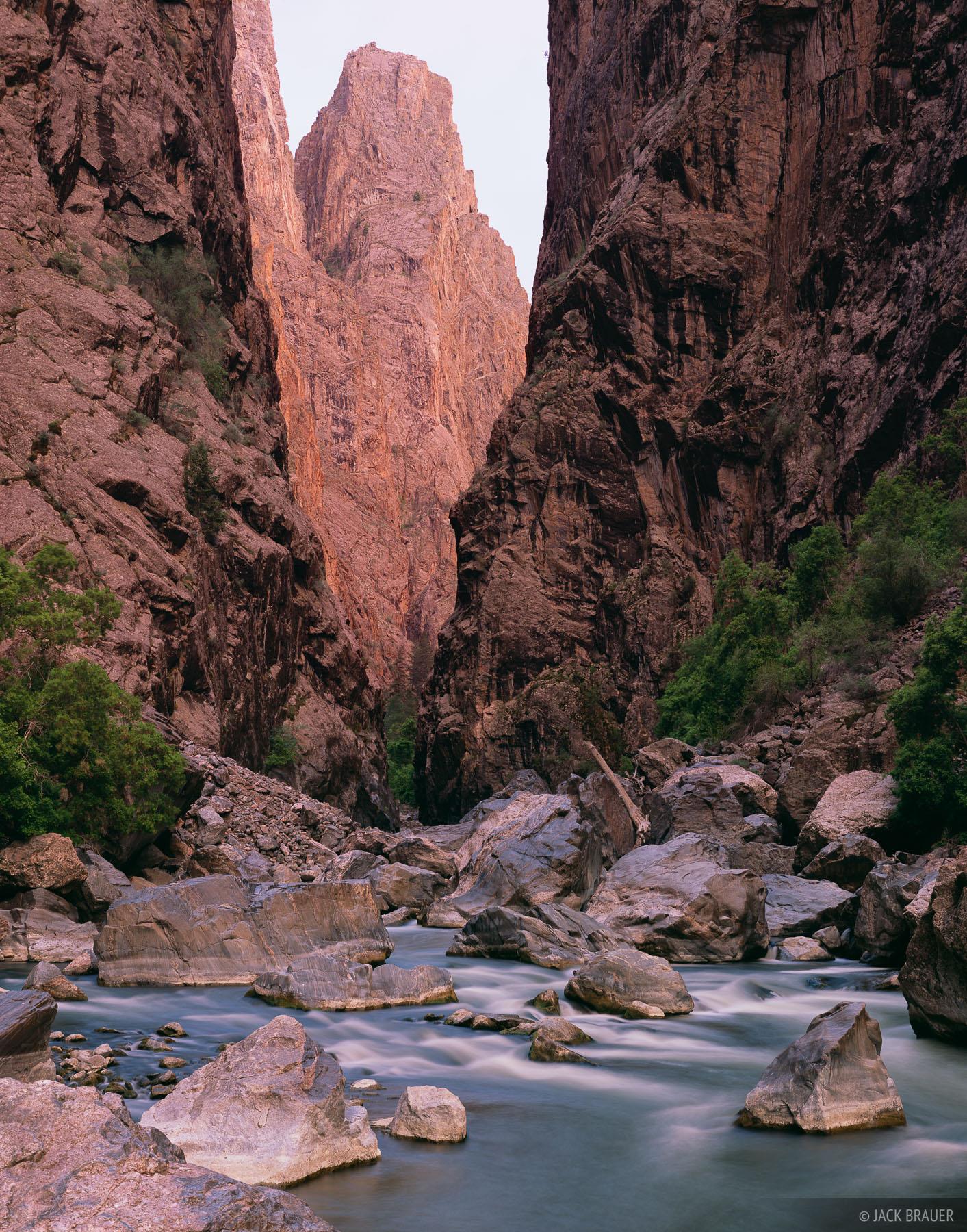 Long Draw, Black Canyon, Colorado, photo