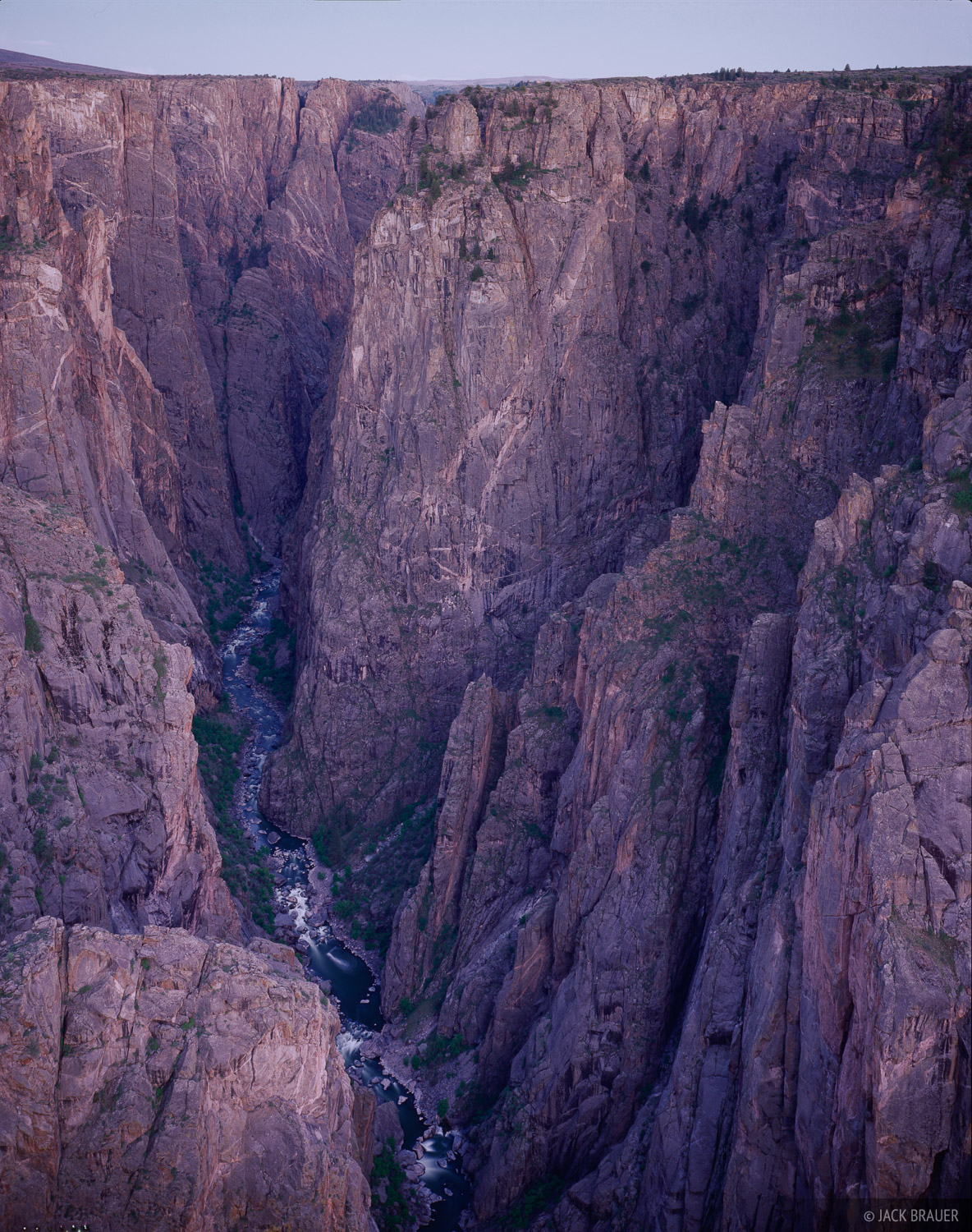 Chasm View, Black Canyon, Colorado, photo