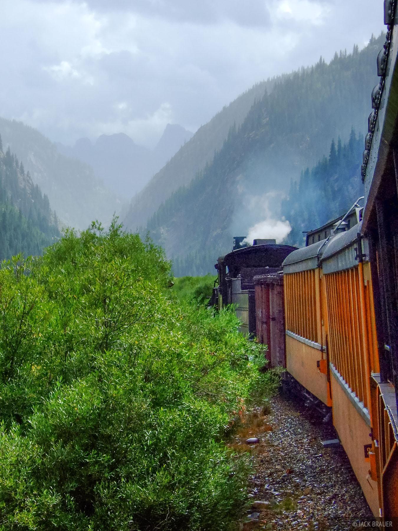 Durango & Silverton Narrow Gauge Railroad, photo