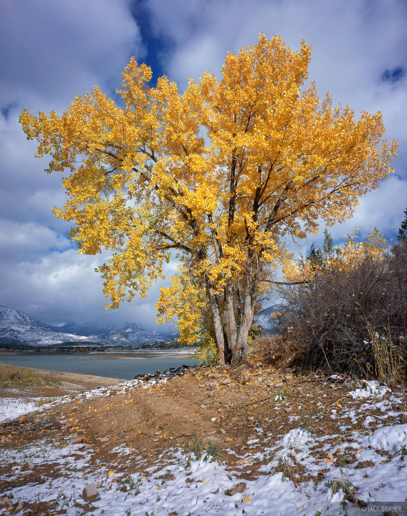 Crawford Reservoir, Needle Rock, Colorado, photo