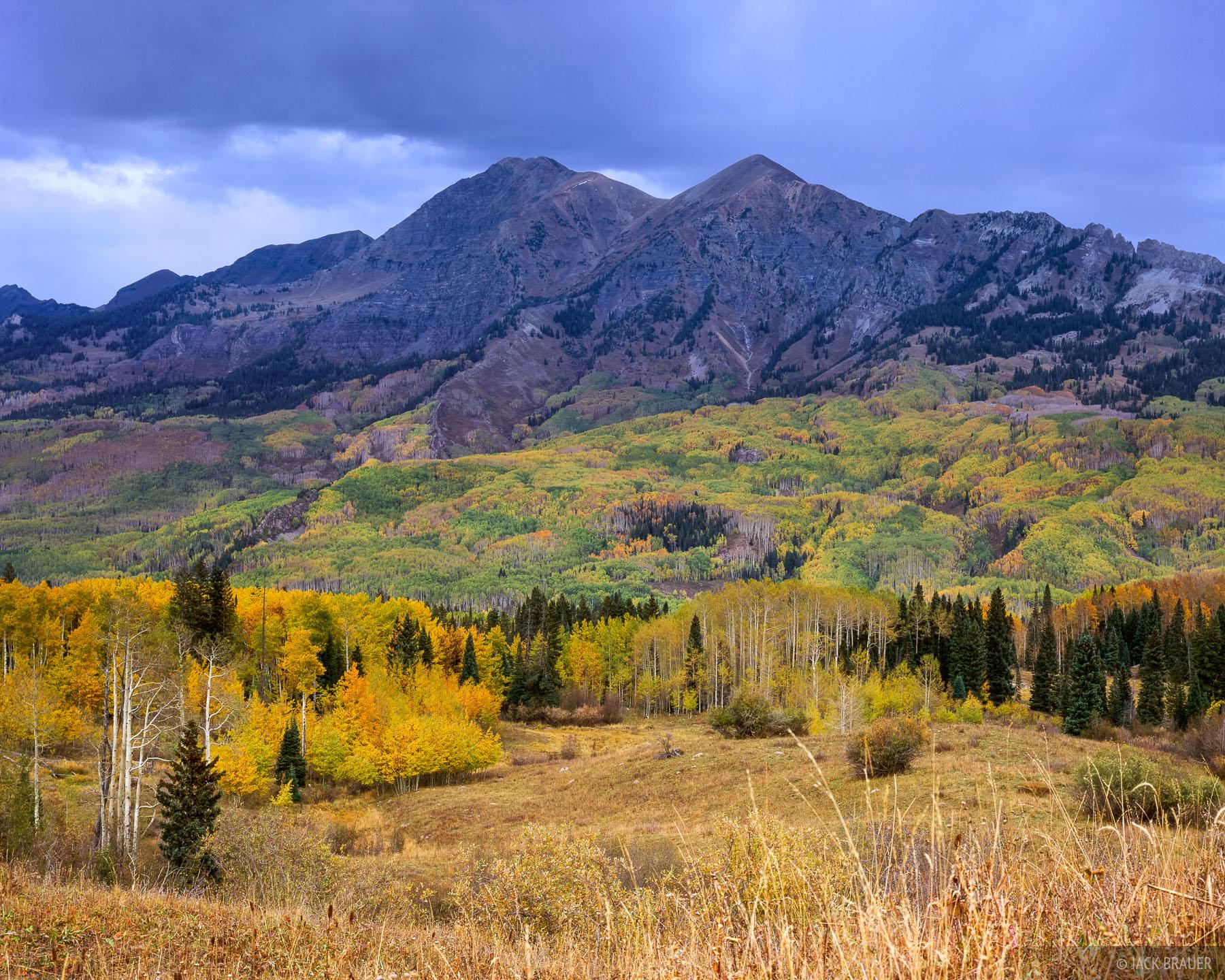 Mt. Owen, Ruby Peak, West Elk Mountains, Colorado, Raggeds Wilderness, photo