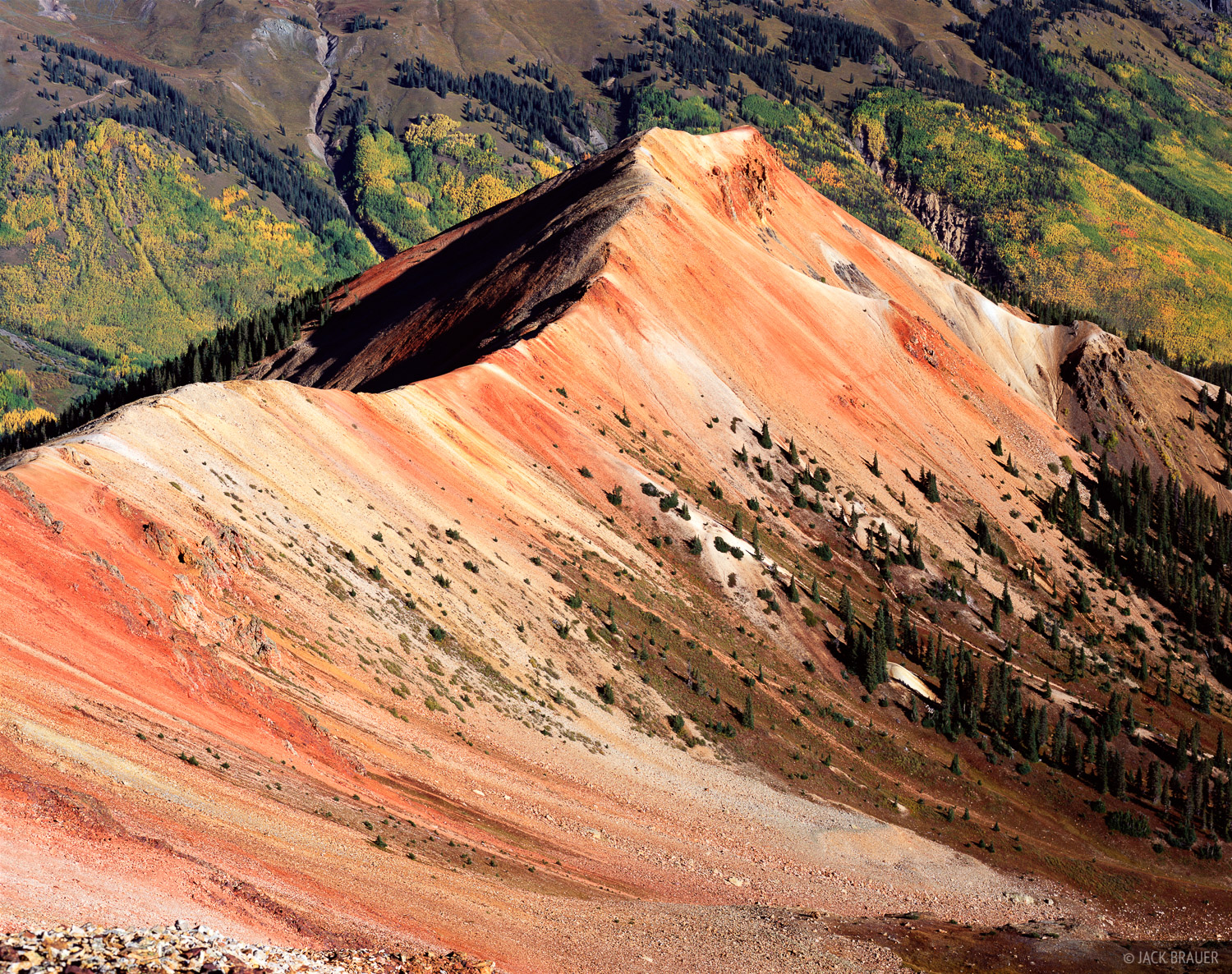 Red Mountain,Colorado, photo