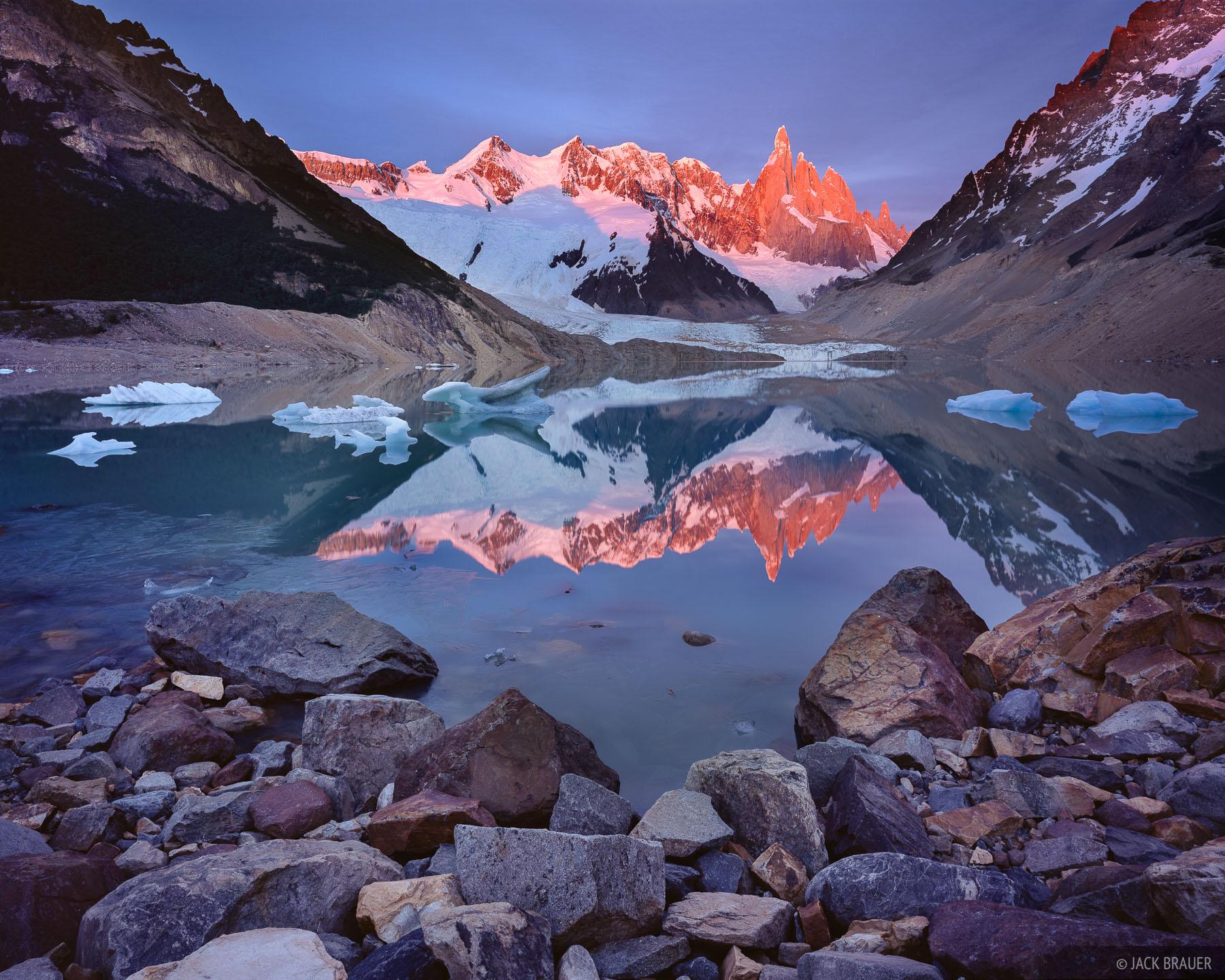 Cerro Torre, Parque Nacional Los Glaciares, Argentina, Patagonia, photo