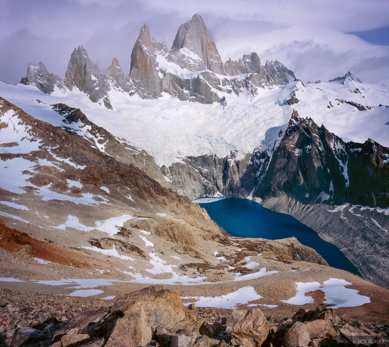 Chaltén, Patagonia, Argentina, Fitz Roy, Cerro Poincenot, Laguna Sucia, Parque Nacional Los Glaciares, photo