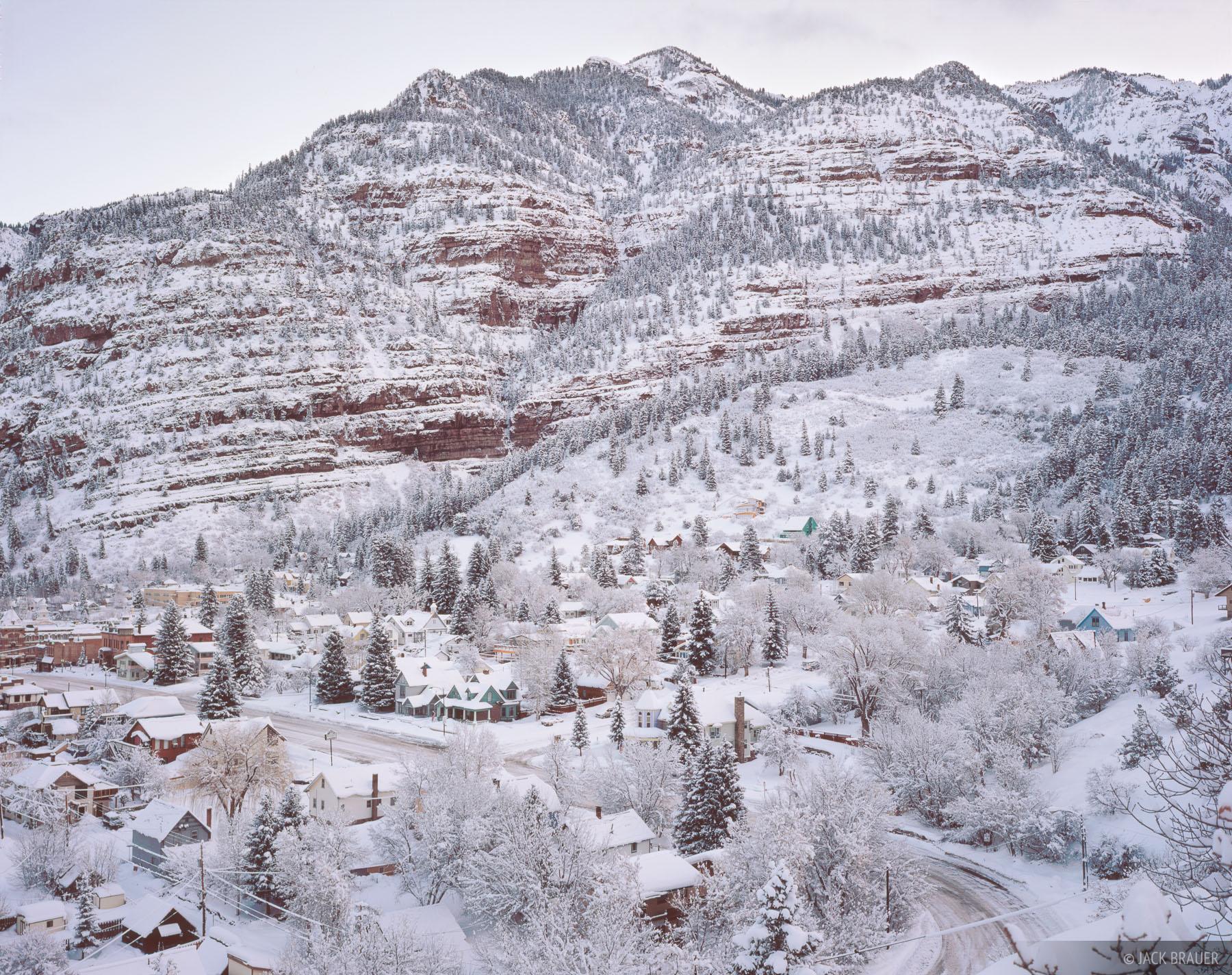 Winter Wonderland, Ouray, Colorado, photo