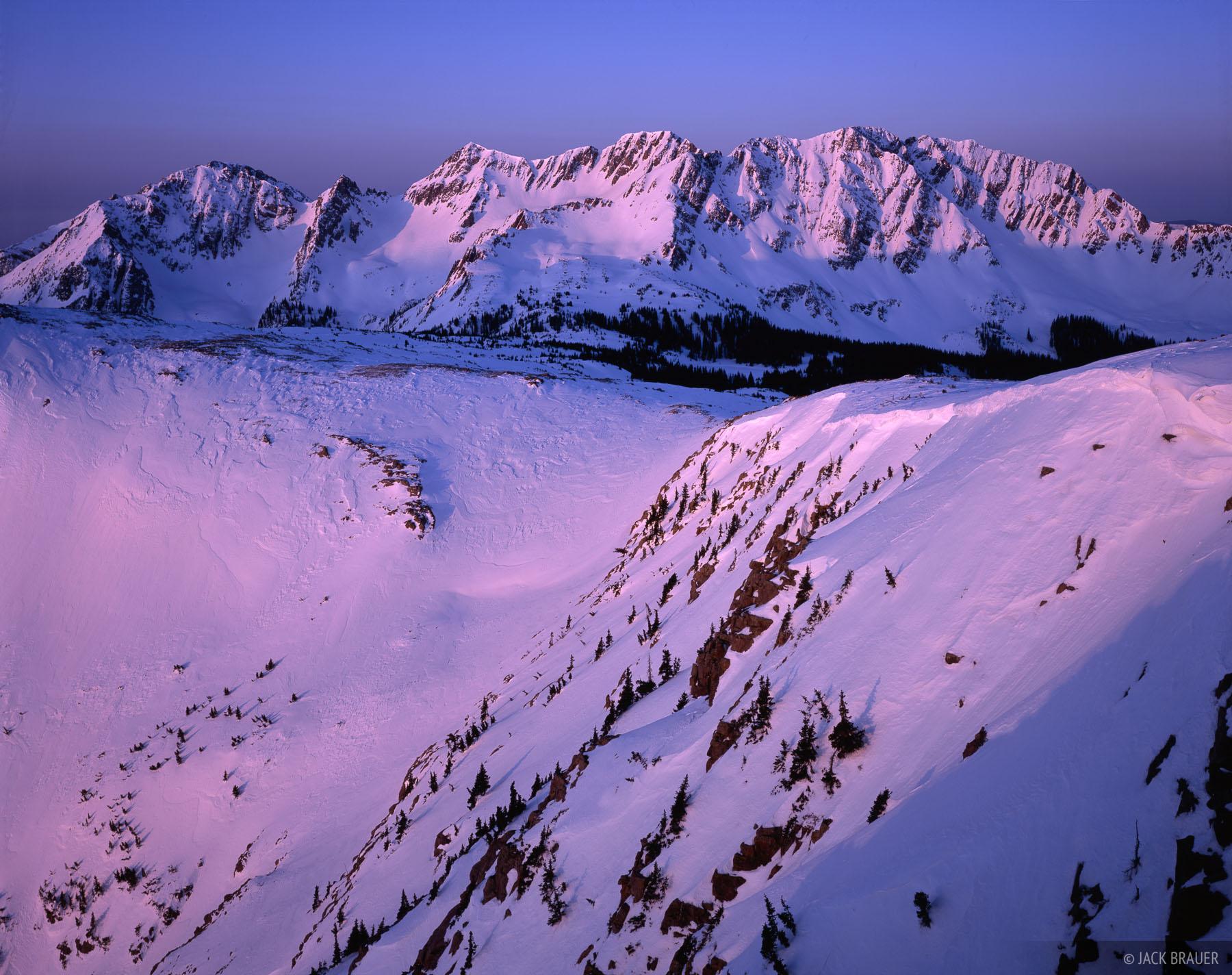 North Twilight Peak, San Juans, Colorado, photo