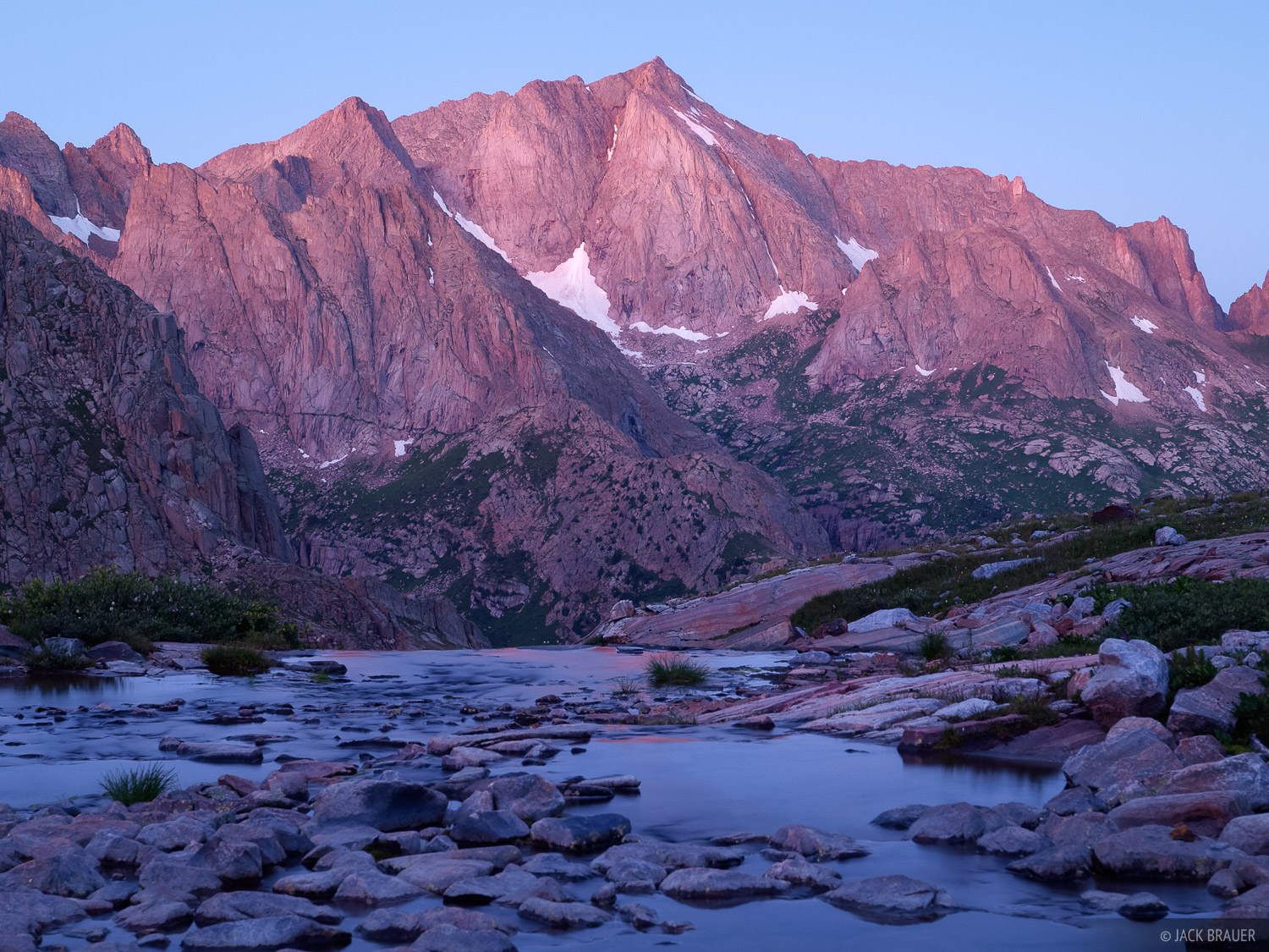 North Eolus, Weminuche Wilderness, Colorado, photo