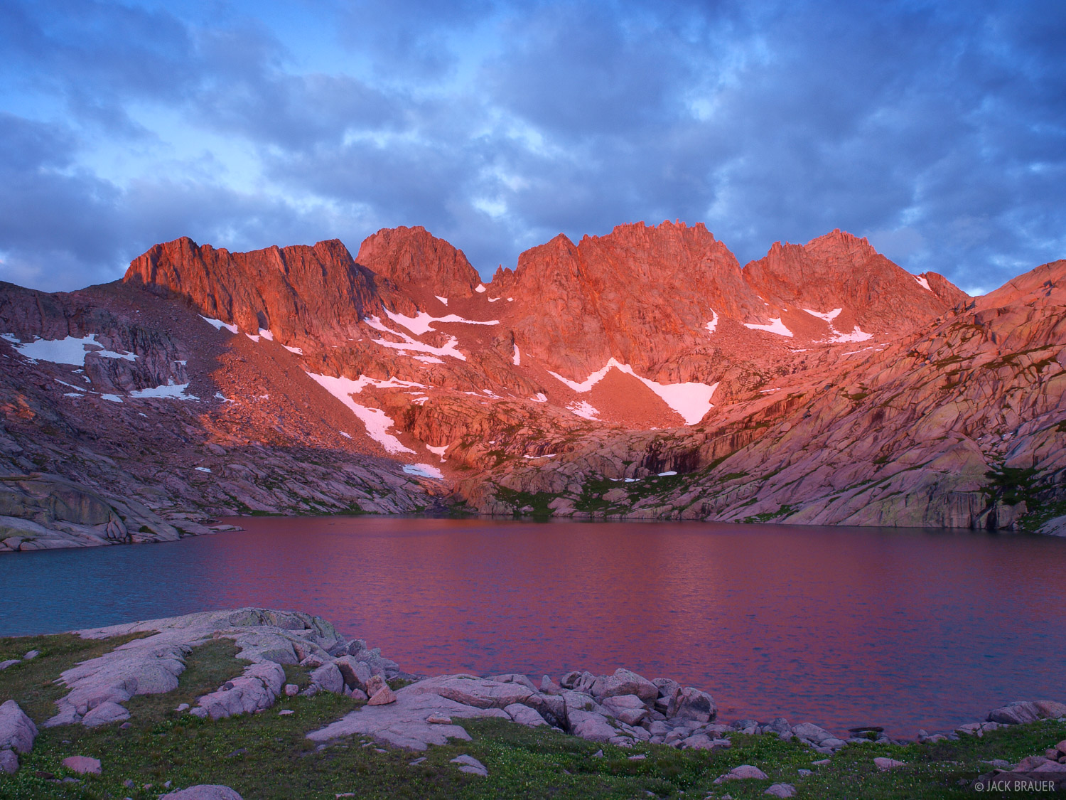 Windom Peak, Sunlight Peak, fourteeners, Colorado, Weminuche Wilderness, photo