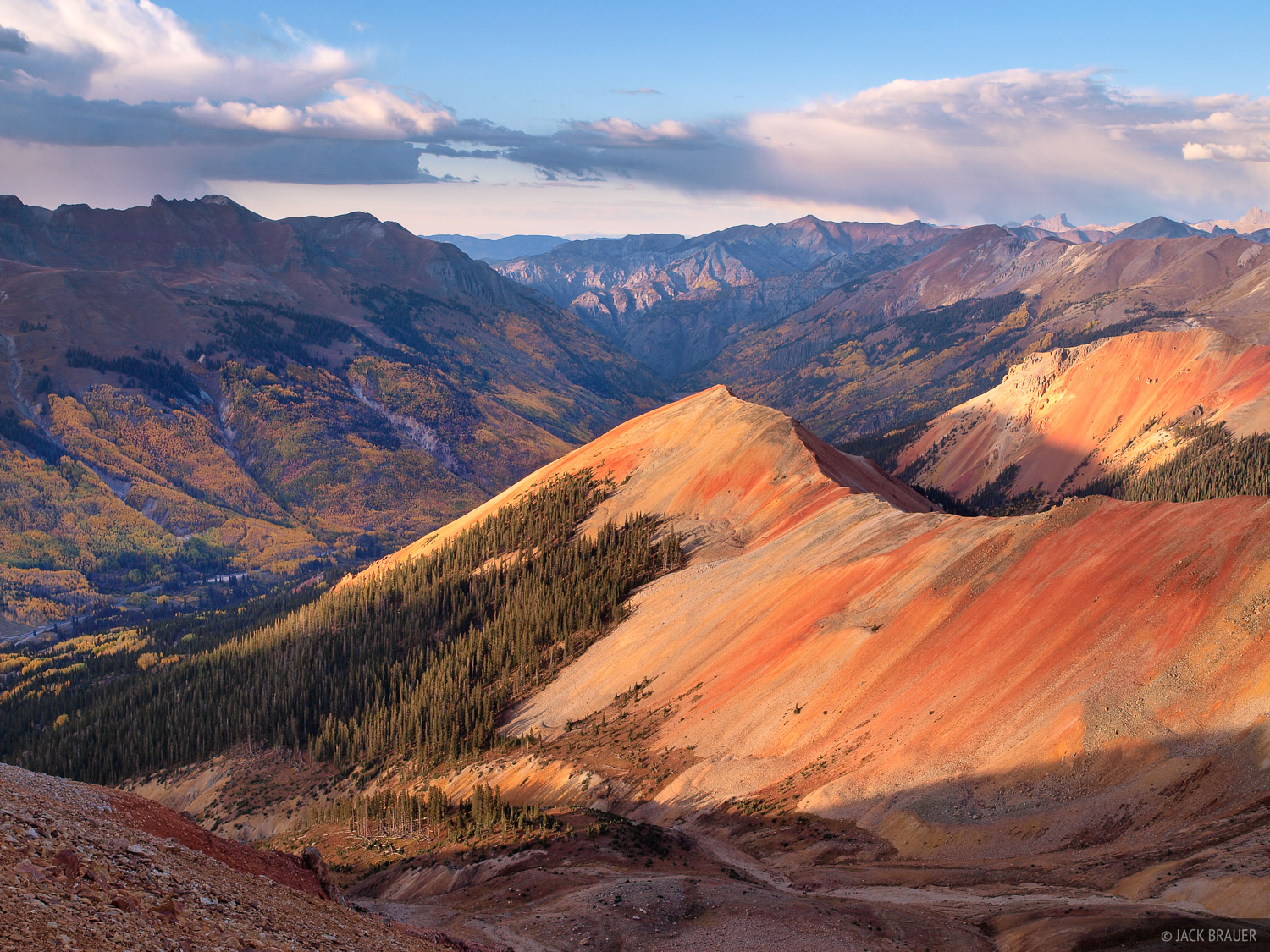 Red Mountain, San Juan Mountains, Colorado, photo