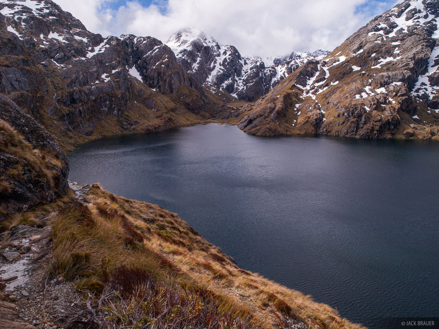 New Zealand, Routeburn Track, photo