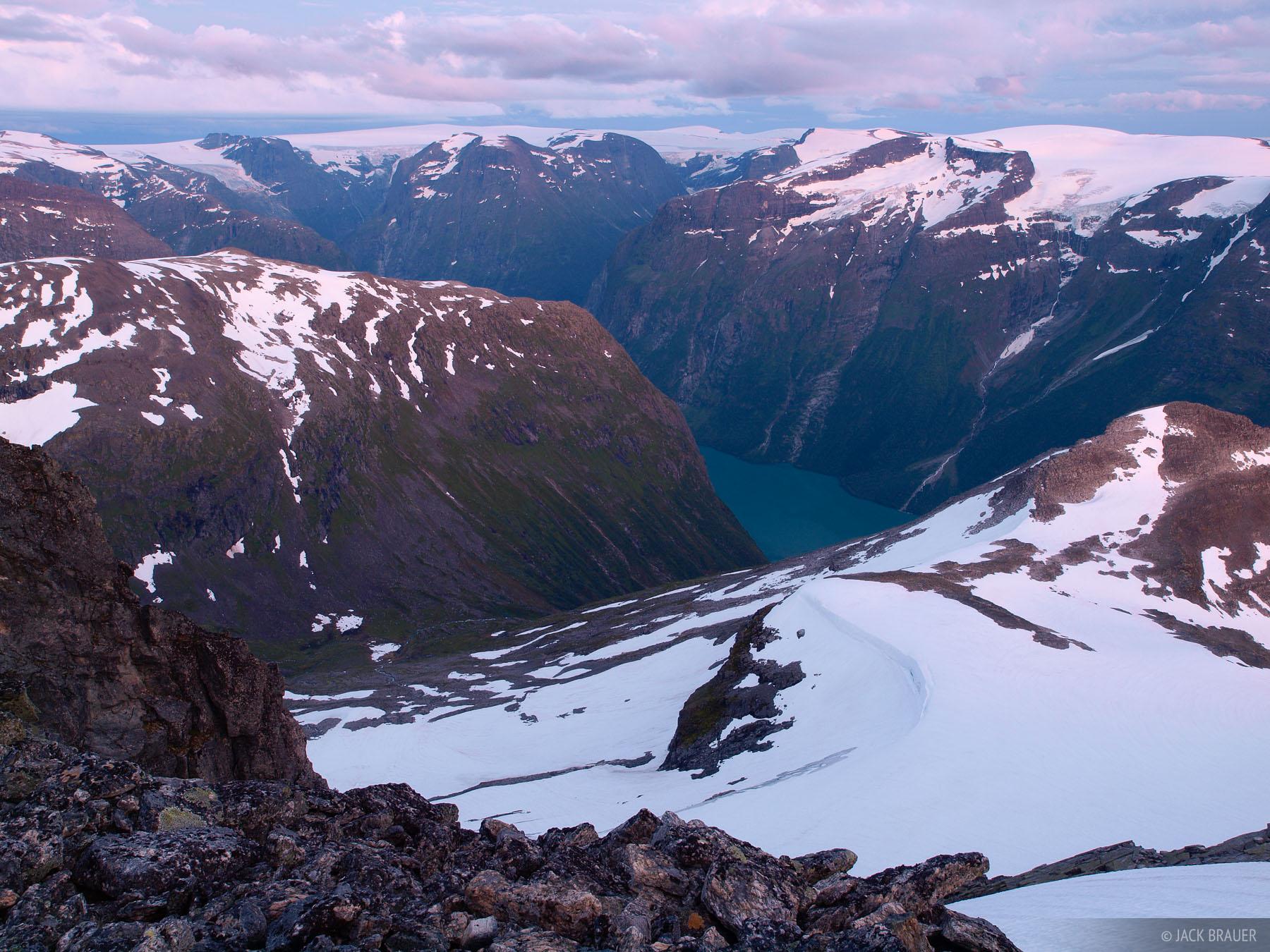 Jostedalsbreen, Kjenndalen, Skåla, Norway, photo