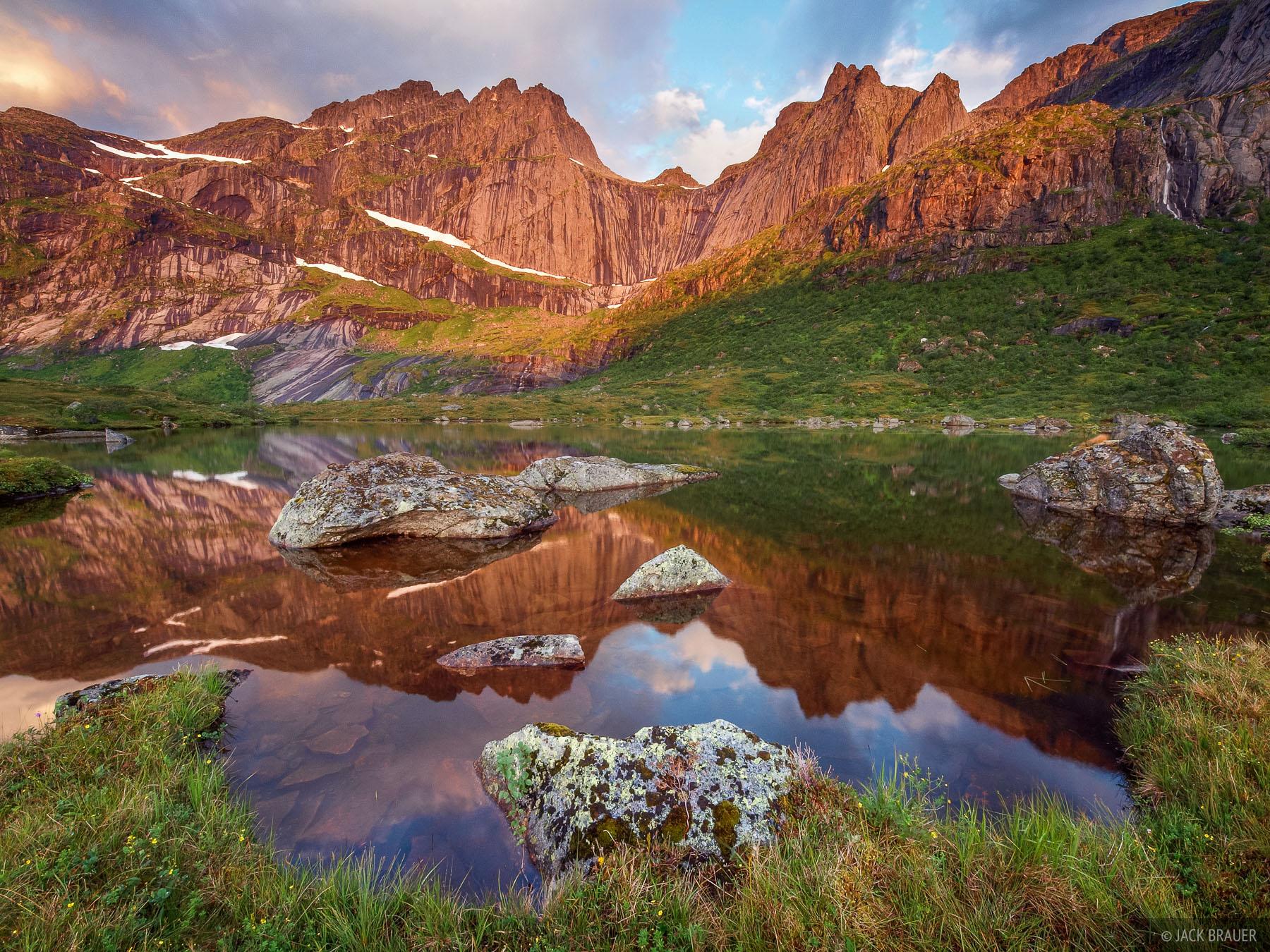 Flakstadøy, Lofoten Islands, Norway, Flakstad, photo