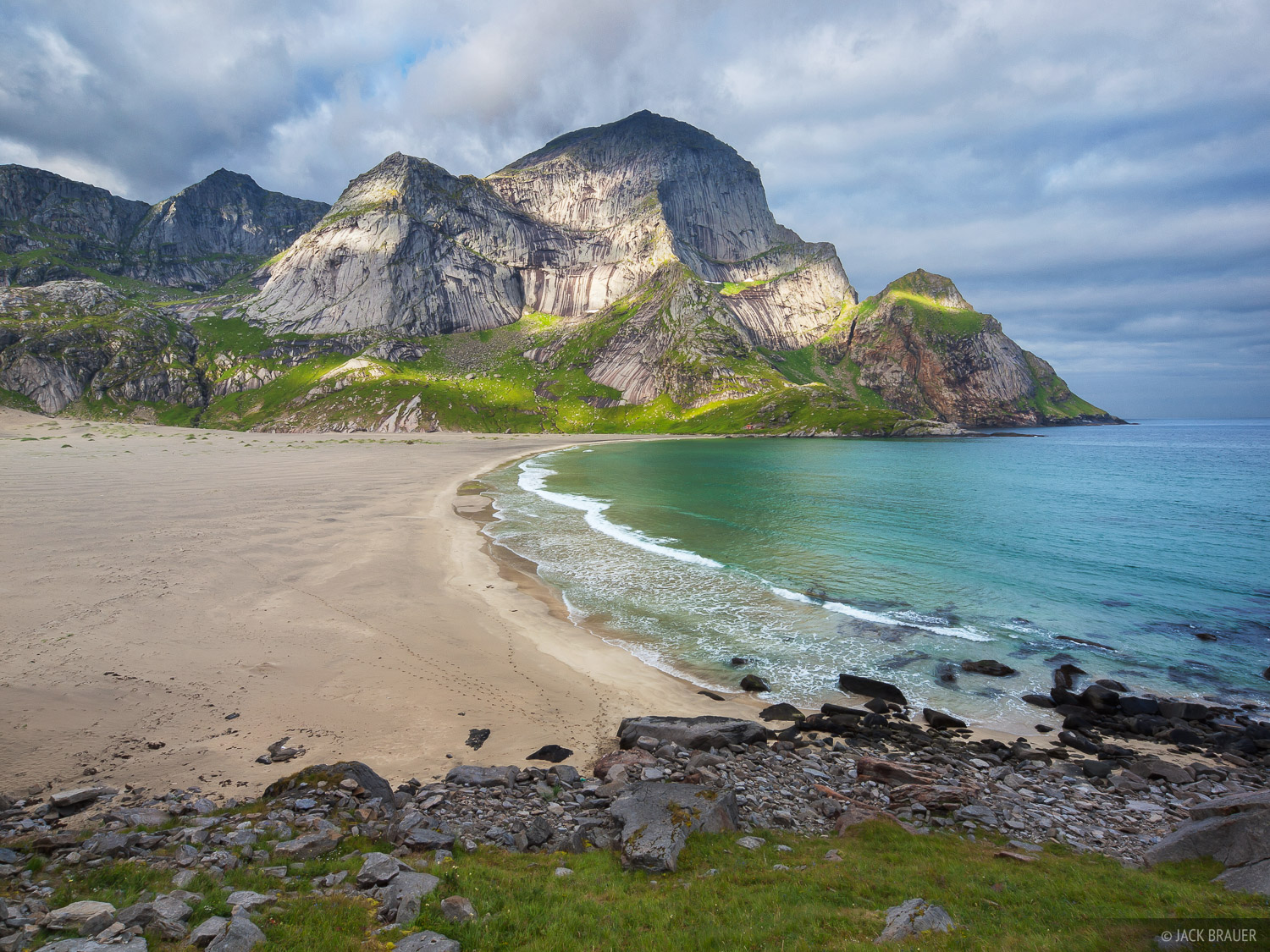 Bunes, Lofoten Islands, Norway, Moskenesøya, Lofoten, photo