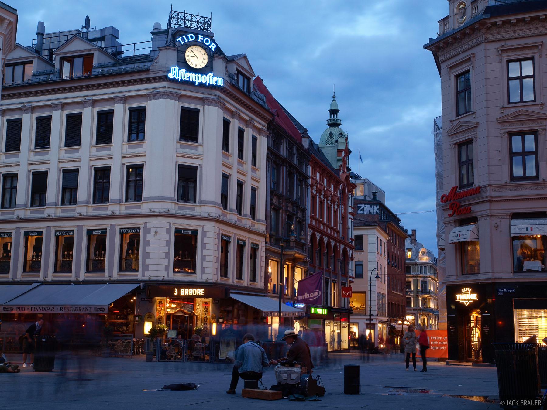 Oslo, Norway, city, photo