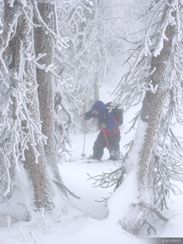 splitboarding, hike, tetons, wyoming, photo